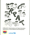 ERPAT - Empowerment and Reaffirmation of Paternal Abilities Manual